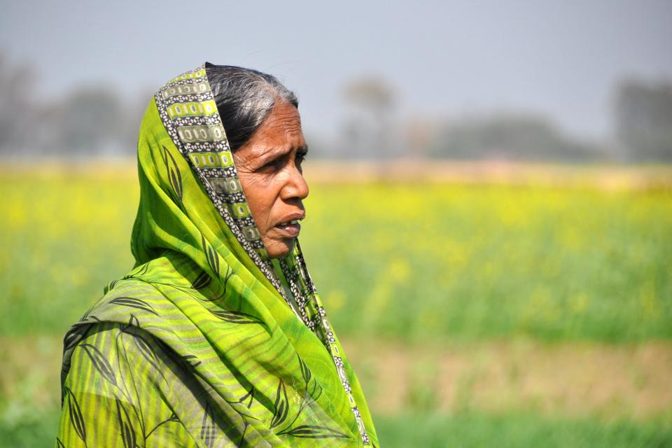 Photo of Indian farmer