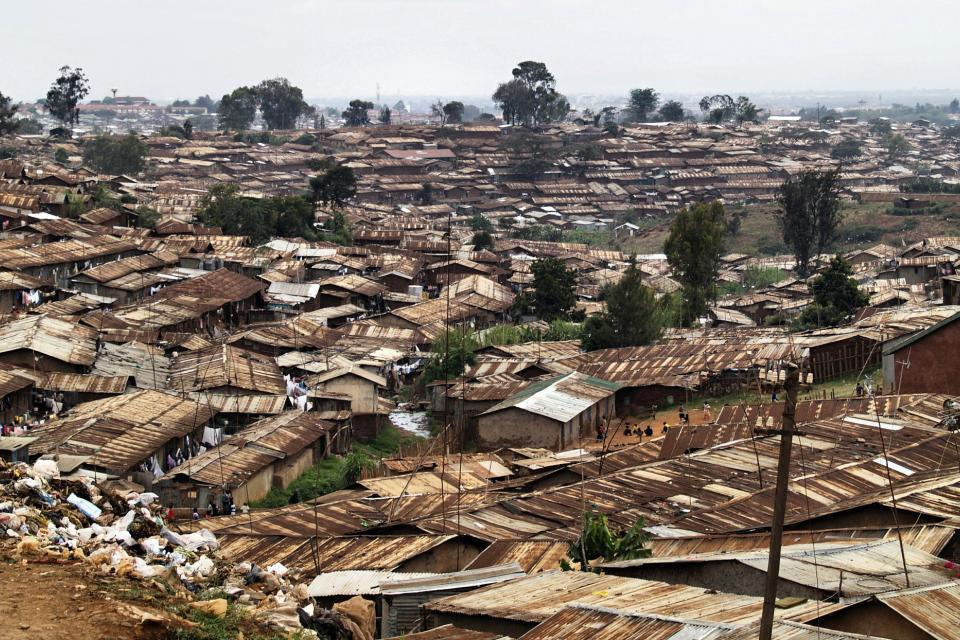 Photo of Kibera, Nairobi