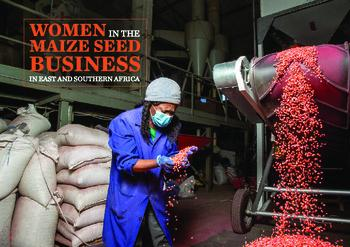 Women in the maize seed business in East and Southern Africa