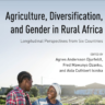 Agriculture diversification and gender in rural Africa