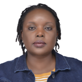 Esther Mwangi, Principal Scientist with Forests and Governance at CIFOR (photo credit: E. Mwangi)