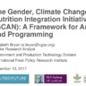 the-gender-climate-change-and-nutrition-integration-initiative-gcan-a-framework-for-analysis-and-programming