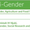 AgriGender Journal